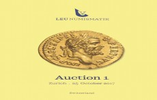 LEU NUMISMATIK, Auction 1, Zurique, 25 outubro 2017